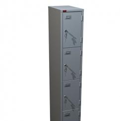 Шкаф металлический  для сумок ШРМ - 14