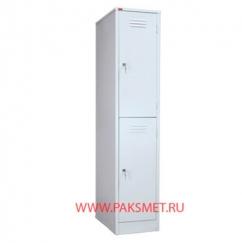 Шкаф металлический односекционный ШРМ - 12