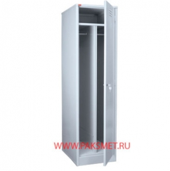 Шкаф металлический односекционный ШРМ - 21