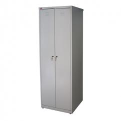 Шкаф металлический двухсекционный ШРМ - С/800