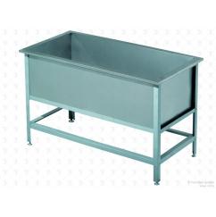 Моечная ванна сварная односекционная ВСМ-1/530/1210