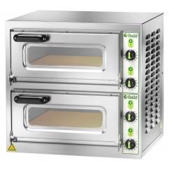 Печь для пиццы MICROV 2C подовая
