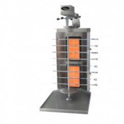 Шаверма газовая Ф2ШмГ(с мотором)