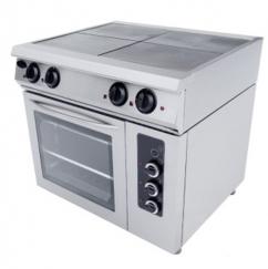 Плита электрическая с духовкой Ф4пдкэ (900х800х900, с конвекцией)
