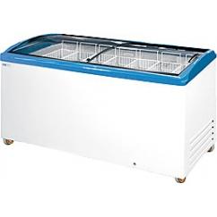 Морозильный ларь с гнутыми стеклами ITALFROST CF600C