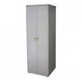 Шкаф металлический двухсекционный ШРМ - АК