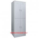 Шкаф металлический ШРМ - 24