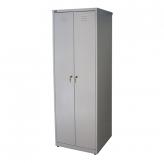 Шкаф металлический двухсекционный ШРМ - 22 У
