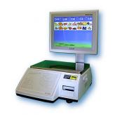 Торговые весы самообслуживания CL7000S с_печатью