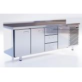 Охлаждаемый  стол  СШС-3,3