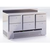 Морозильные столы  ШН-6,0-1500 NDSBS