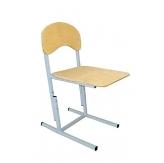 стулья на металлокаркасе