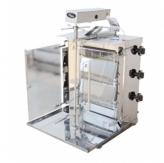 Шаверма газовая Ф3ШмГ (г.г.с мотором, стекл. эк)