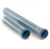 Канализационная труба 110 мм с раструбом