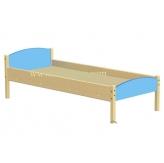 Кровать одноярусная комбинированная