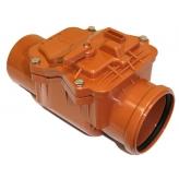 Обратный клапан наружной канализации